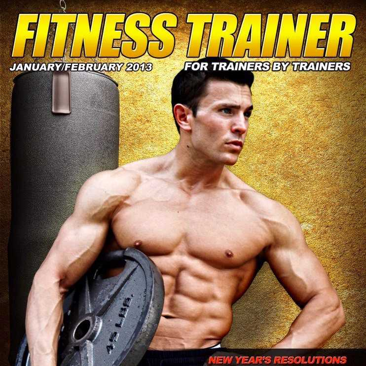 Personal Trainer Jonathan Cooper 10