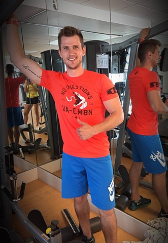 Personal Trainer Denys Lepinskyy 2