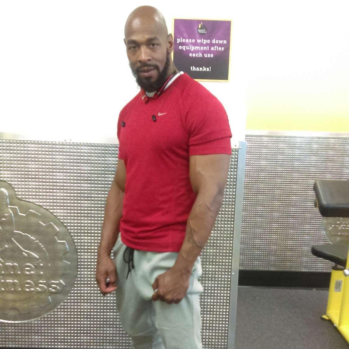 Antonio Reese - Philadelphia Personal Training