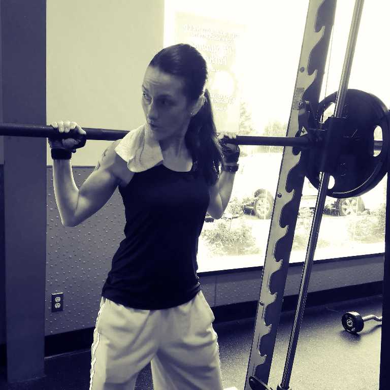Personal Trainer Lynn Ludwig 2
