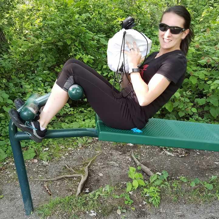Personal Trainer Lynn Ludwig 4