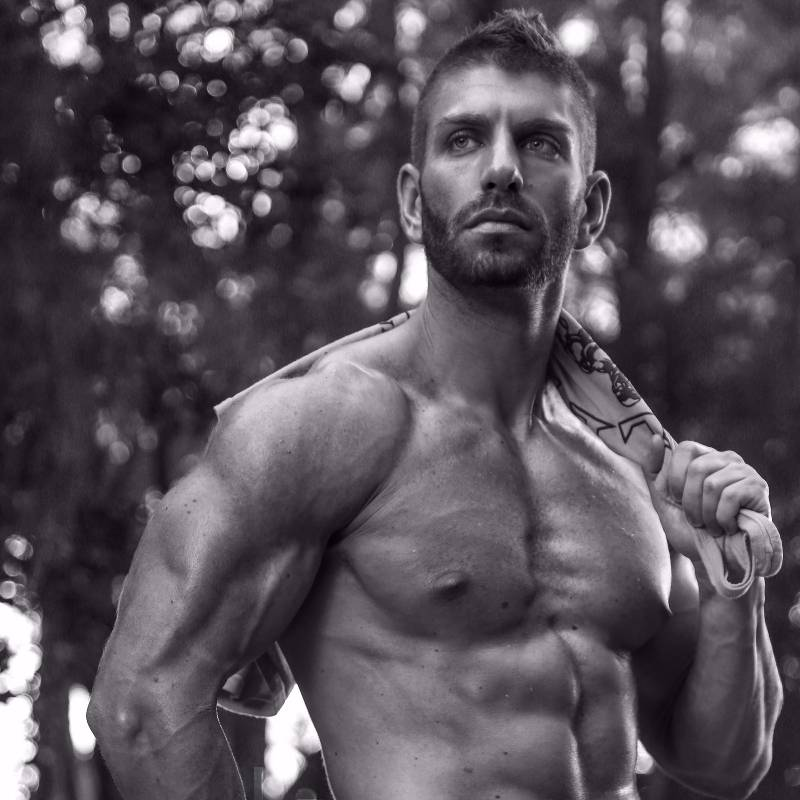 Personal Trainer Evan Levy 7