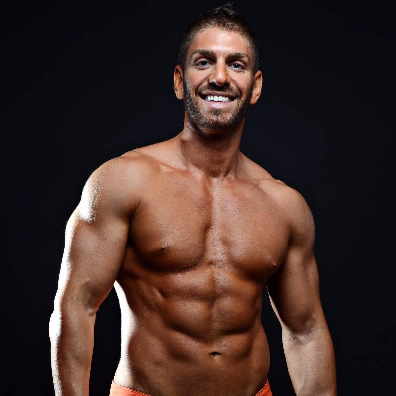 Personal Trainer Evan Levy 9
