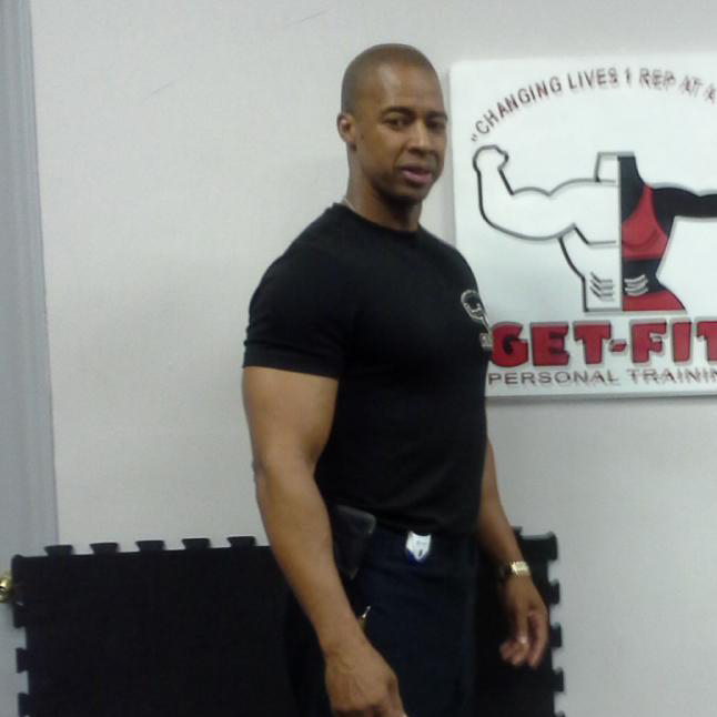 Phillip Parker - Philadelphia Personal Training