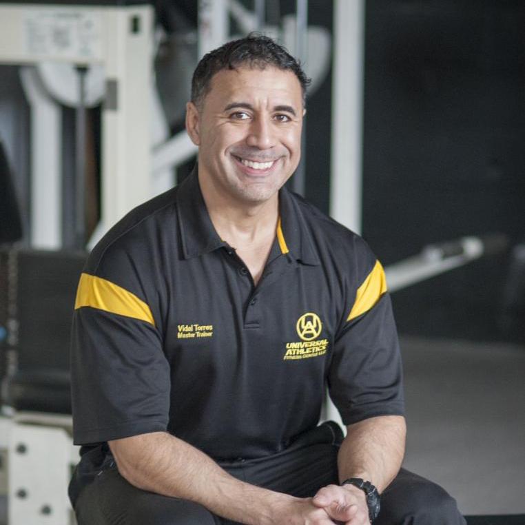 Personal Trainer Vidal Torres 1