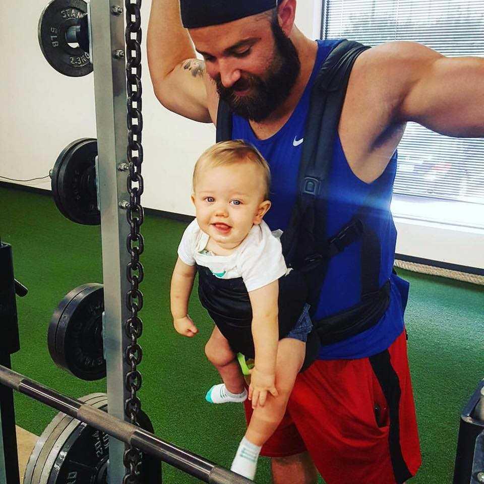 Personal Trainer Justin Wecker 3