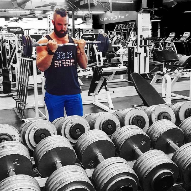 Personal Trainer Justin Wecker 2