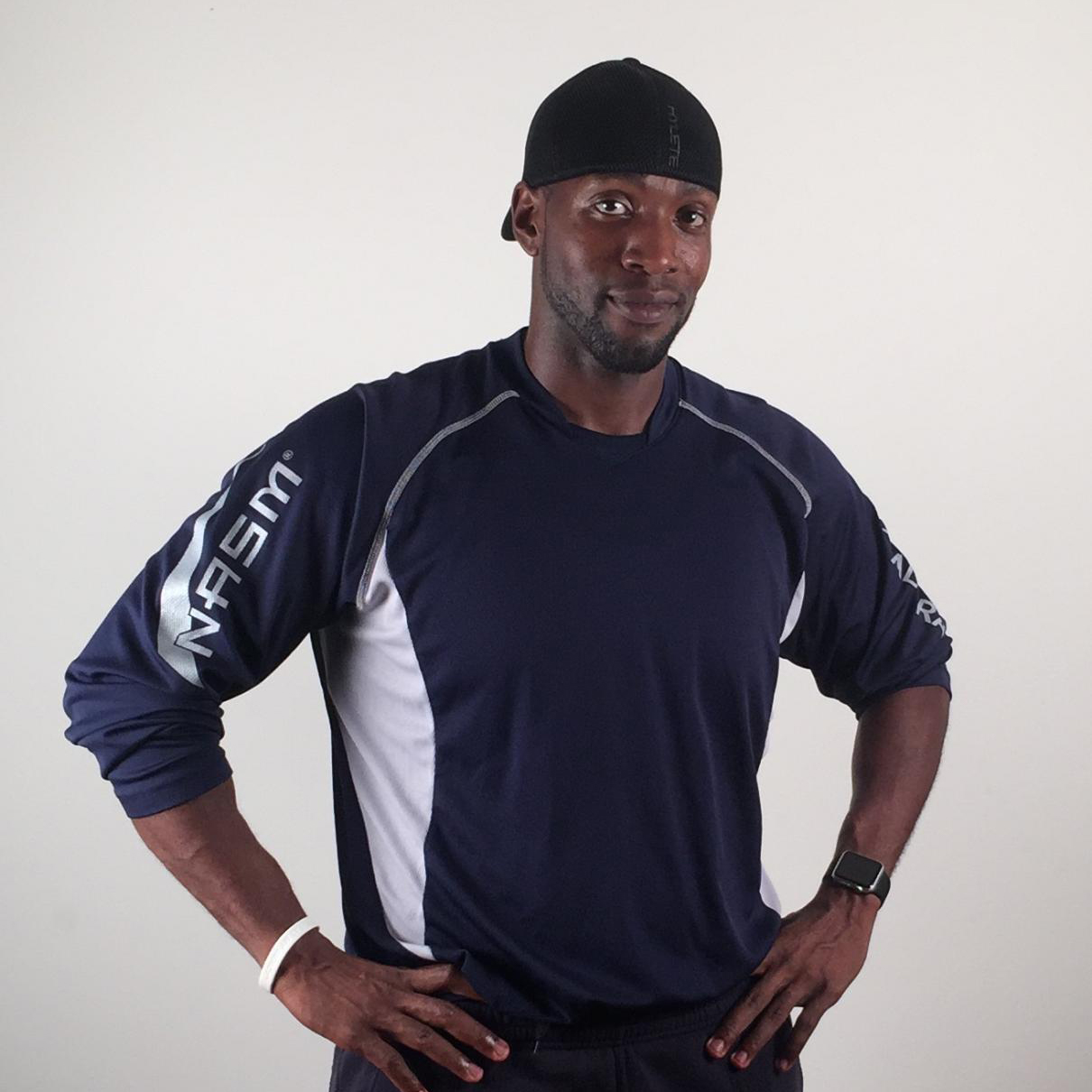 Personal Trainer Raun Green 1