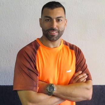 Personal Trainer Rabih Tabbara 1