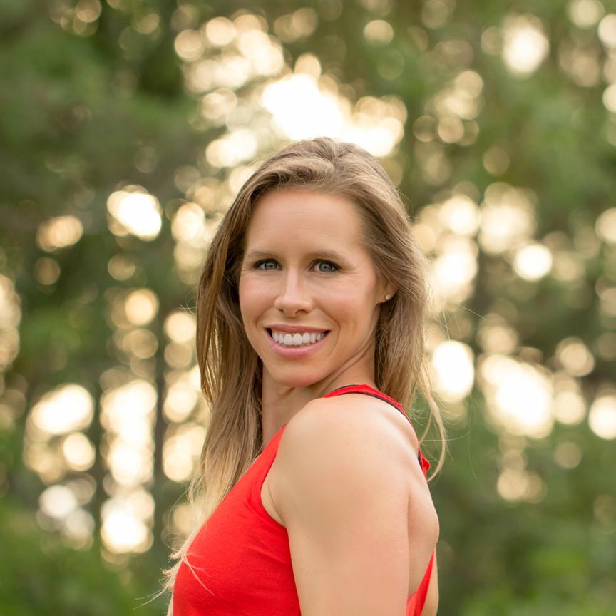 Personal Trainer Ashley Keller 1