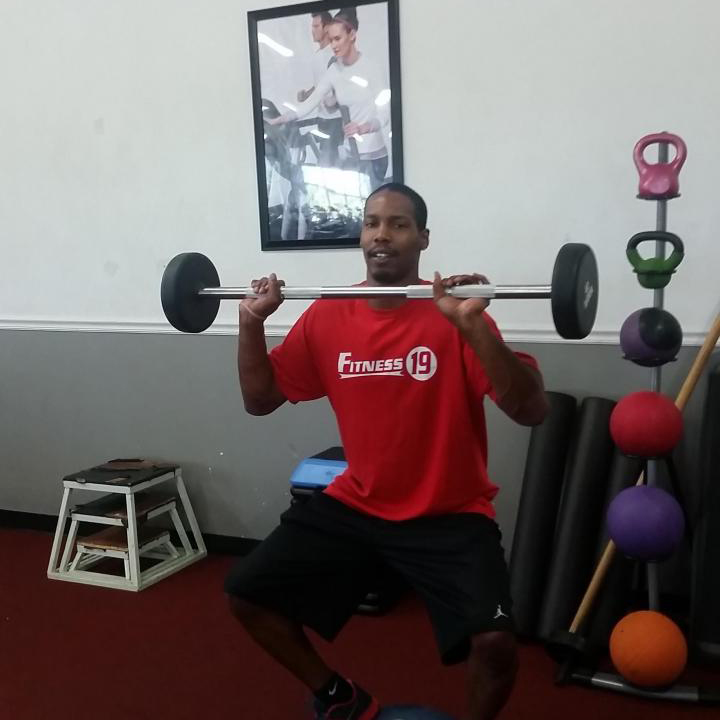 Personal Trainer Mychael Woodson 1