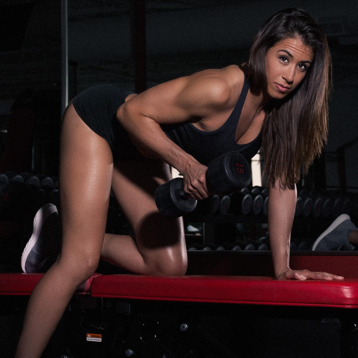 Personal Trainer Kelsey Davila 1