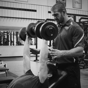 Trainer Stephen Moore profile picture