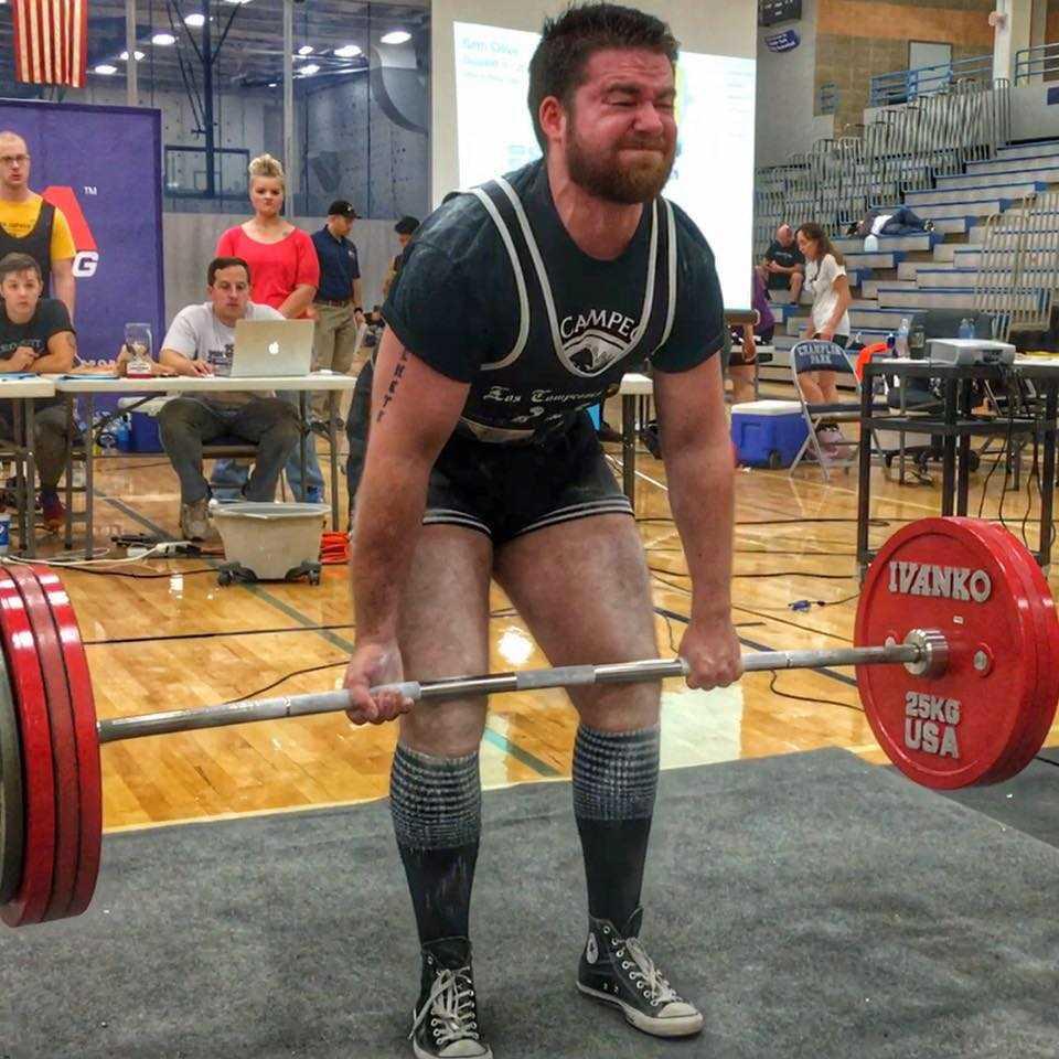 Seth Olive - Philadelphia Personal Training