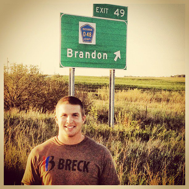 Personal Trainer Brandon Gargus 1