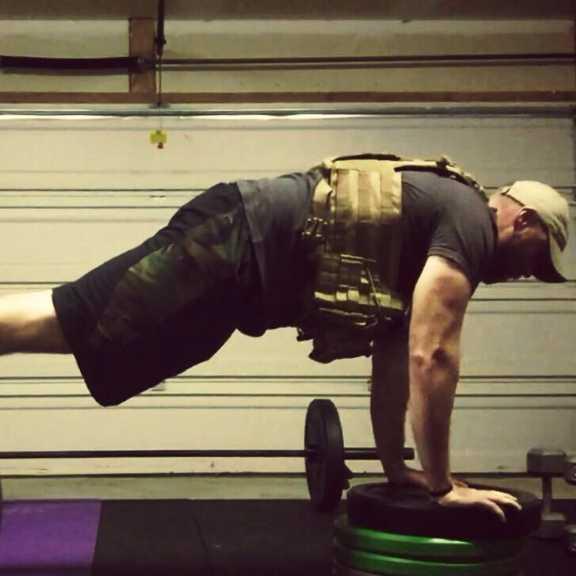 Personal Trainer Nicholas Meador 3