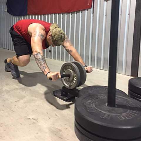 Personal Trainer Nicholas Meador 5