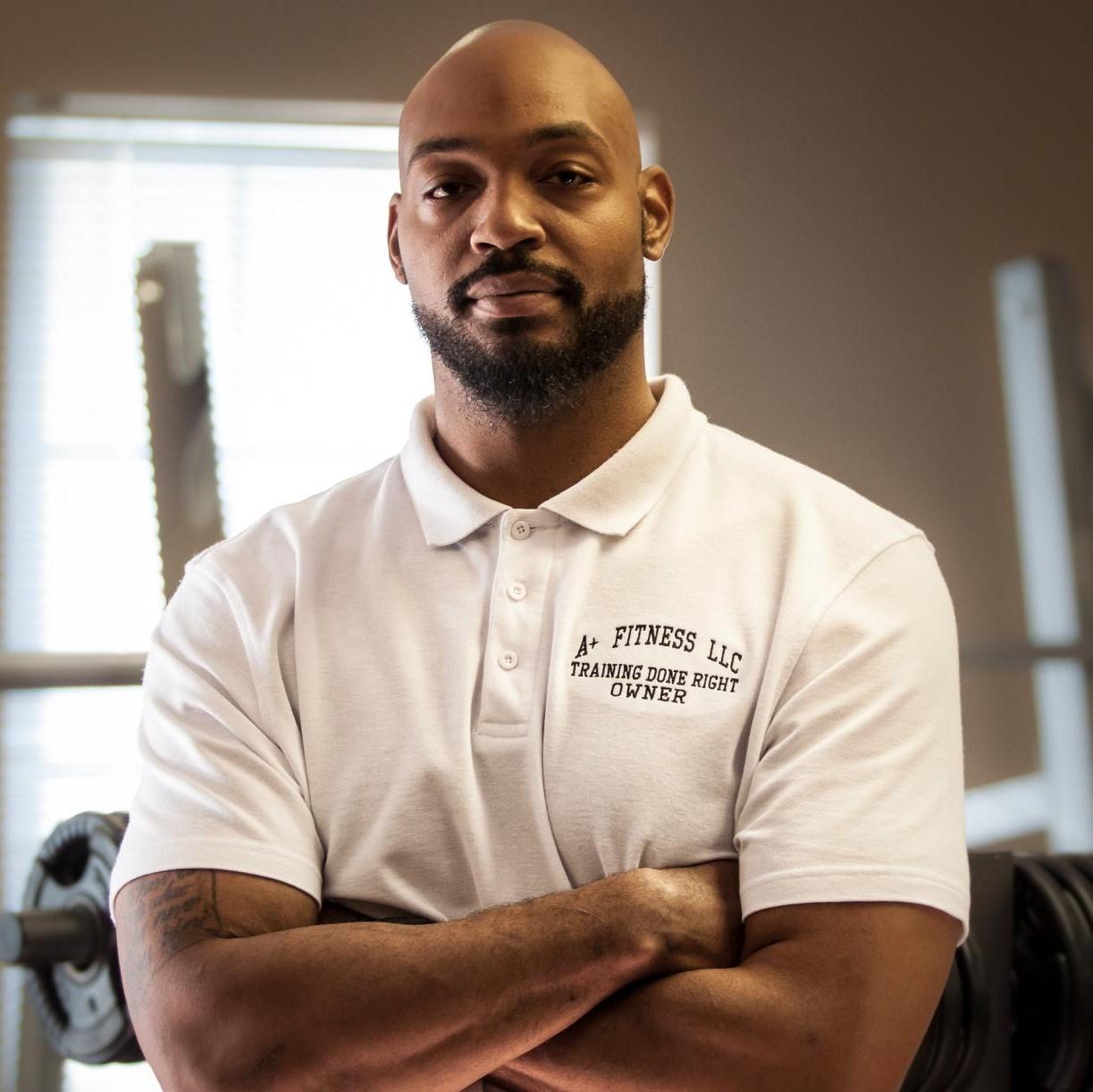 Roderick Benman - Philadelphia Personal Training